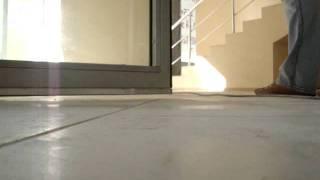 видео Дверь противопожарная остекленная
