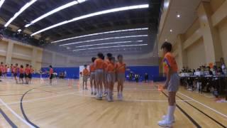 全港學界跳繩比賽2016 - 小學組決賽- 2分鐘8人大繩