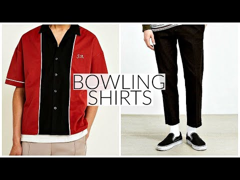 HOW TO STYLE BOWLING SHIRTS | Men's Fashion | Daniel Simmons