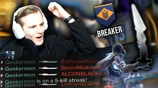 THE INCREDIBLE SWORD BREAKER! (Destiny 1)