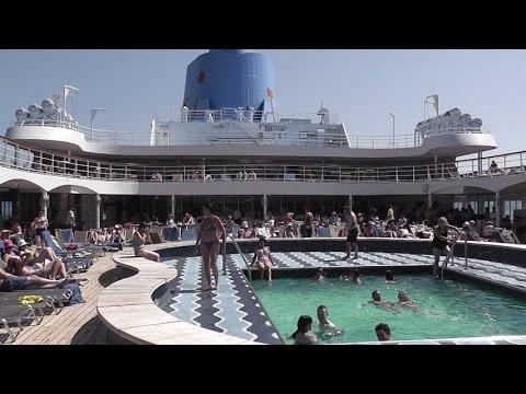 THOMSON DREAM CRUISE SHIP  YouTube