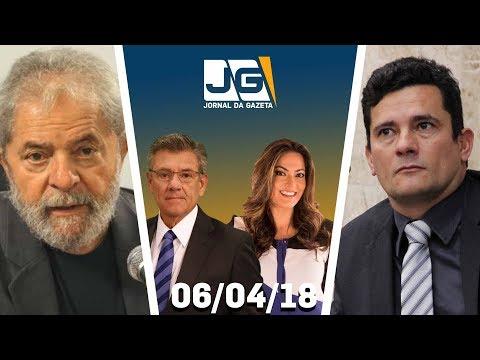 Jornal da Gazeta - 06/04/2018