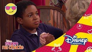 Czy rozmawialiście z Jordanem? | Raven na chacie | Oglądaj w Disney Channel!