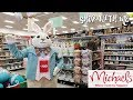 MICHAELS EASTER SPRING DECOR WALK THROUGH 2019