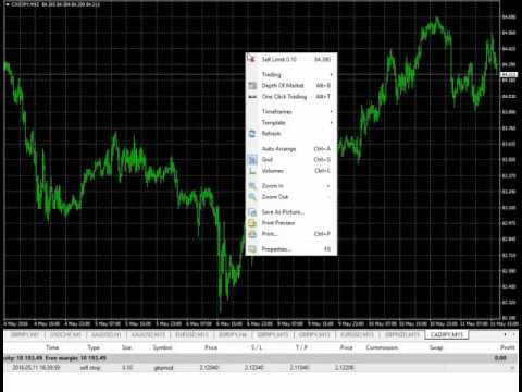 Auto Stop Loss and Trailing Stop EA
