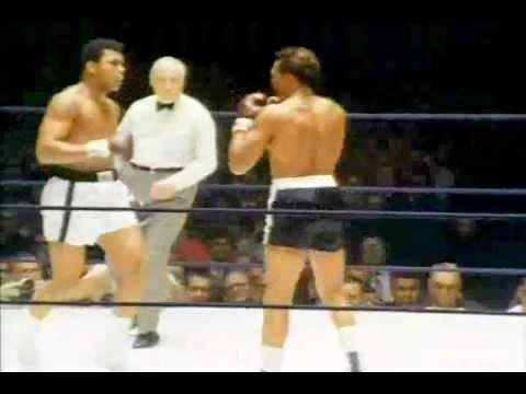 Muhammad Ali dancing  HD