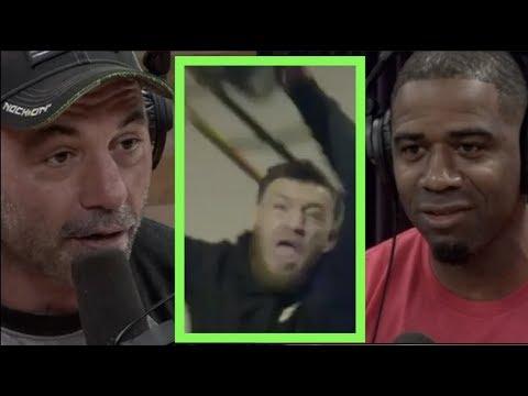 Will Harris Filmed the Infamous Conor McGregor Bus Video | Joe Rogan