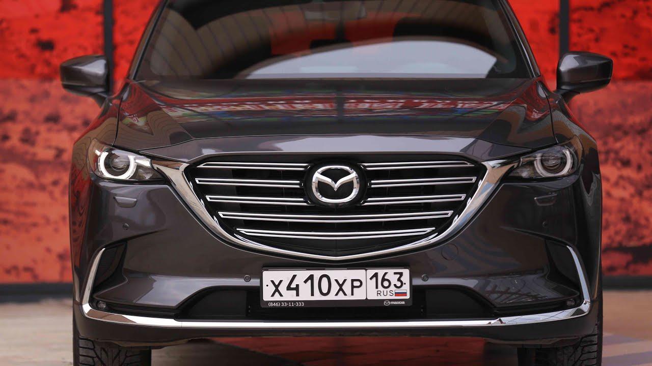 Тест-драйв новой Mazda CX-9. НЕ САДИТЕСЬ в Mazda CX-5!