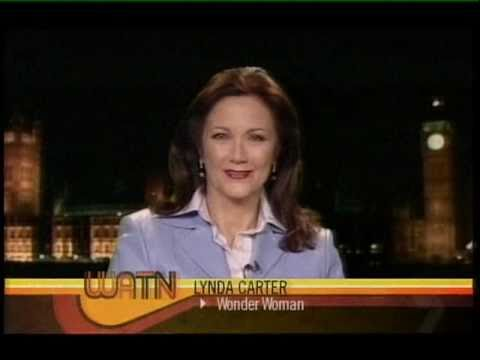 Where Are They Now Australia - Lynda Carter (Wonder Woman)