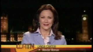 Where Are They Now Australia - Lynda Carter (Wonder Woman)