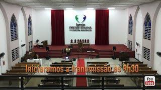 Escola Dominical - 06-09-2020 - Ao vivo
