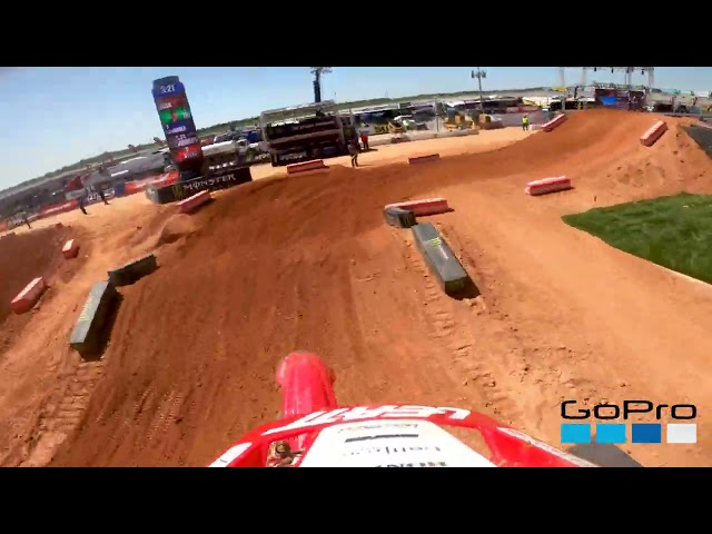 GoPro Track Preview - Round 14 - Atlanta 2