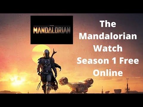 The Mandalorian Full Season 1 Watch Online Free