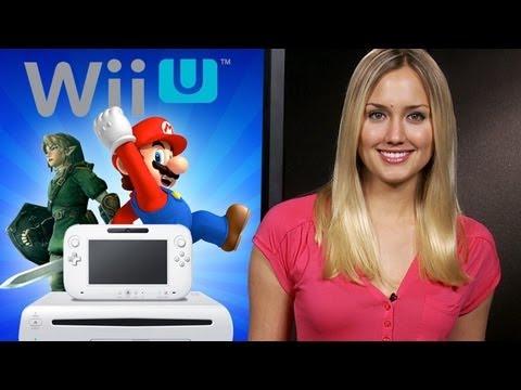 Wii U Release Date Discussed! - IGN Daily Fix 04.03.12