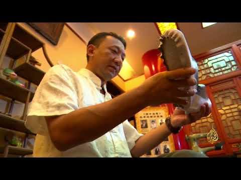 هذا الصباح- متجر صيني يروج صناعة الأحذية اليدوية  - نشر قبل 3 ساعة
