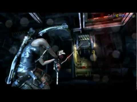 Tomb Raider (2013) - Full Ship Walkthrough