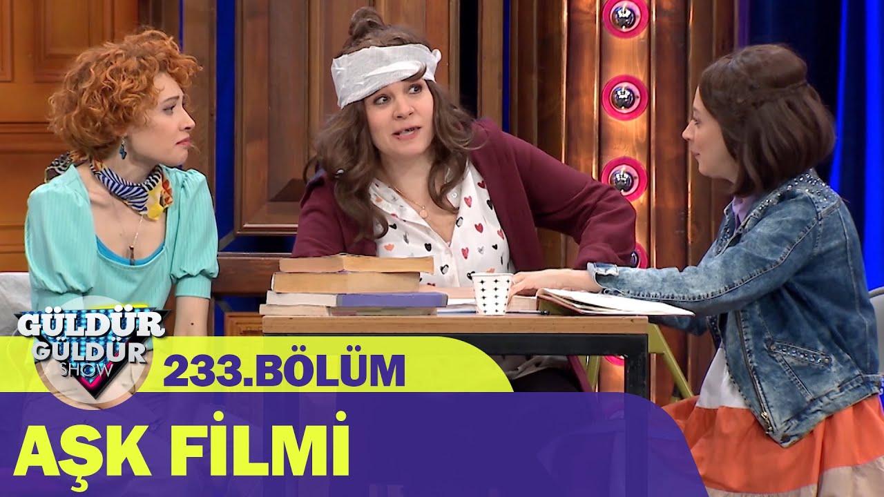Aşk Filmi - Güldür Güldür Show 233.Bölüm