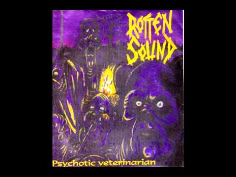 Rotten Sound - Chainsaw Is God