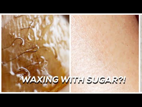 HOW TO ACTUALLY APPLY SUGAR WAX LIKE A PRO  Everything You Need to Know About Sugaring 101