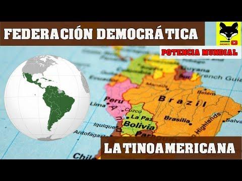 Lanzan propuesta para Unificar a latinoamérica en una Federación Democrática