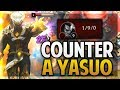 ¡STOMPEO CON BRAND Y LE HAGO COUNTER A YASUO! | League of Legends
