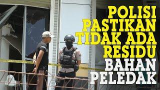 Gambar cover Ledakan Dahsyat Guncang Ramayana Plaza Medan, Polisi Pastikan Tidak Ada Residu Bahan Peledak