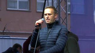 Навальный и Беларусь утром   21.08.20
