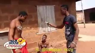 Africa's Stronges Native doctor (Real House of Comedy)