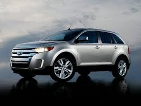 2014 Ford Edge Test Drive/Review by Average Guy Car Reviews