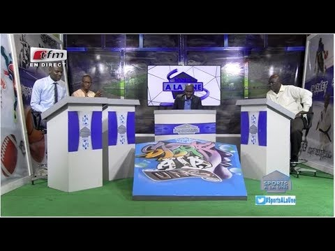 REPLAY - Sports A La Une - Pr : CHEIKH TIDIANE DIAHO - 21 Ao