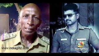 Naan Kadavul Rajendran becomes a full fledged comedian with Vijay film | Vijay 59, Atlee