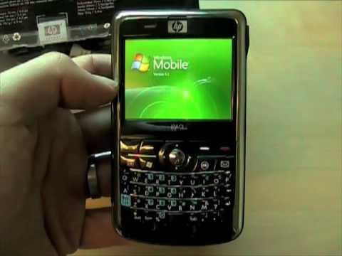 HP iPaq 910 Windows Mobile Smartphone (Unlocked GSM)