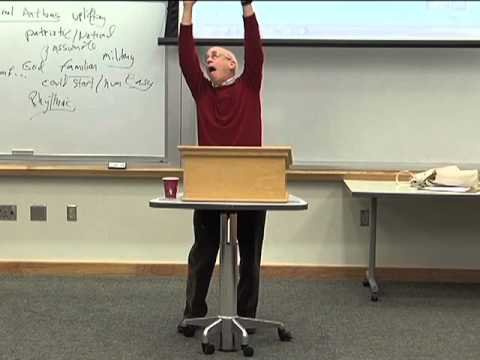 Social Phenomenology: Self in Society, Lecture 8
