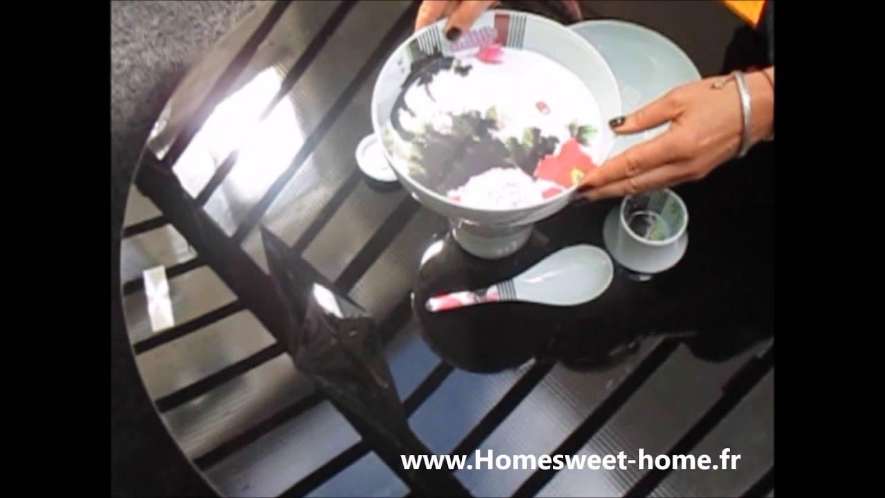 Service de table   Décoration   vase   HsH - Ming Pivoine d\'IBRIDE ...