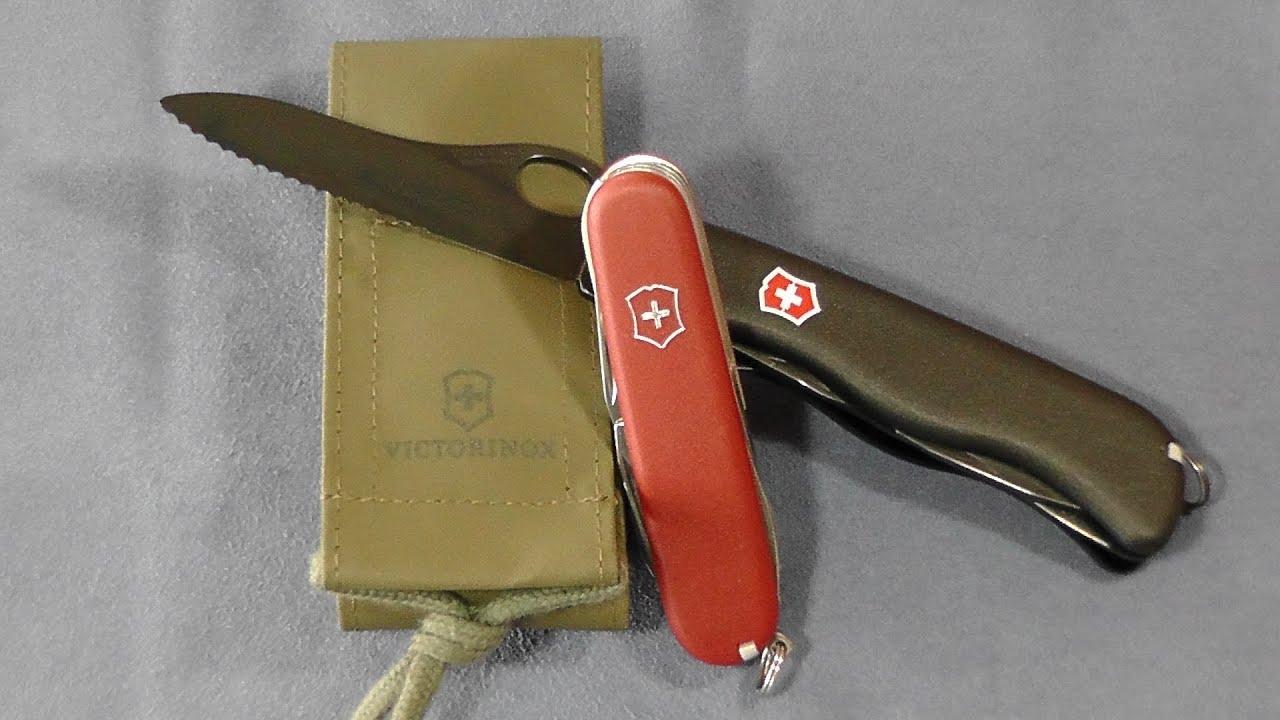 Le couteau suisse victorinox review fr youtube - Couteau cuisine victorinox ...