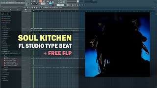 Pereponka Beats - Soul Kitchen (Instrumental) + Free FLP Type Beat