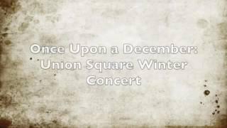 """Минусовка песни ,,Once upon a December"""""""