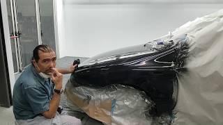 Унікальні технології ремонту, кілька слів про точковому, швидкому ремонті