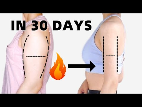 Slim Arms In 30 DAYS | 8 Min Beginner Friendly Standing Workout, No Equipment