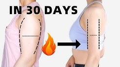 Slim Arms in 30 DAYS   8 min Beginner Friendly Standing Workout, No Equipment