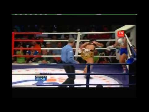 Carolina RODRIGUEZ vs Janeth PEREZ - II - IBF - Full Fight - Pelea Completa