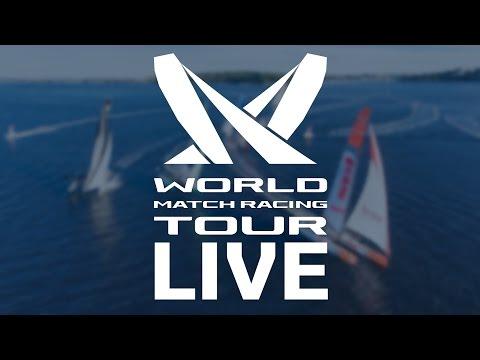 World Match Racing Tour - Match Cup Australia - Semi Finals and Finals