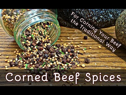 How To Make Corned Beef Spices | If Corning Your Own Beef Is Your Thing | #114