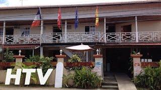 Hotel Posada Los Delfines en Bocas Town, Bocas del Toro