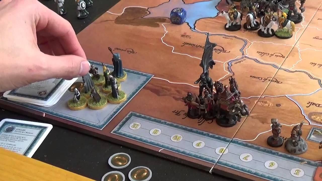 videorégles la guerre de l'anneau partie 1 - YouTube