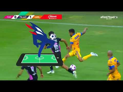 Cruz Azul 0 - [2] Tigres - Andre-Pierre Gignac 78'