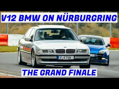 V12 BMW E38 750iL Restoration - Project Dubai: The Grand Finale - Part 7