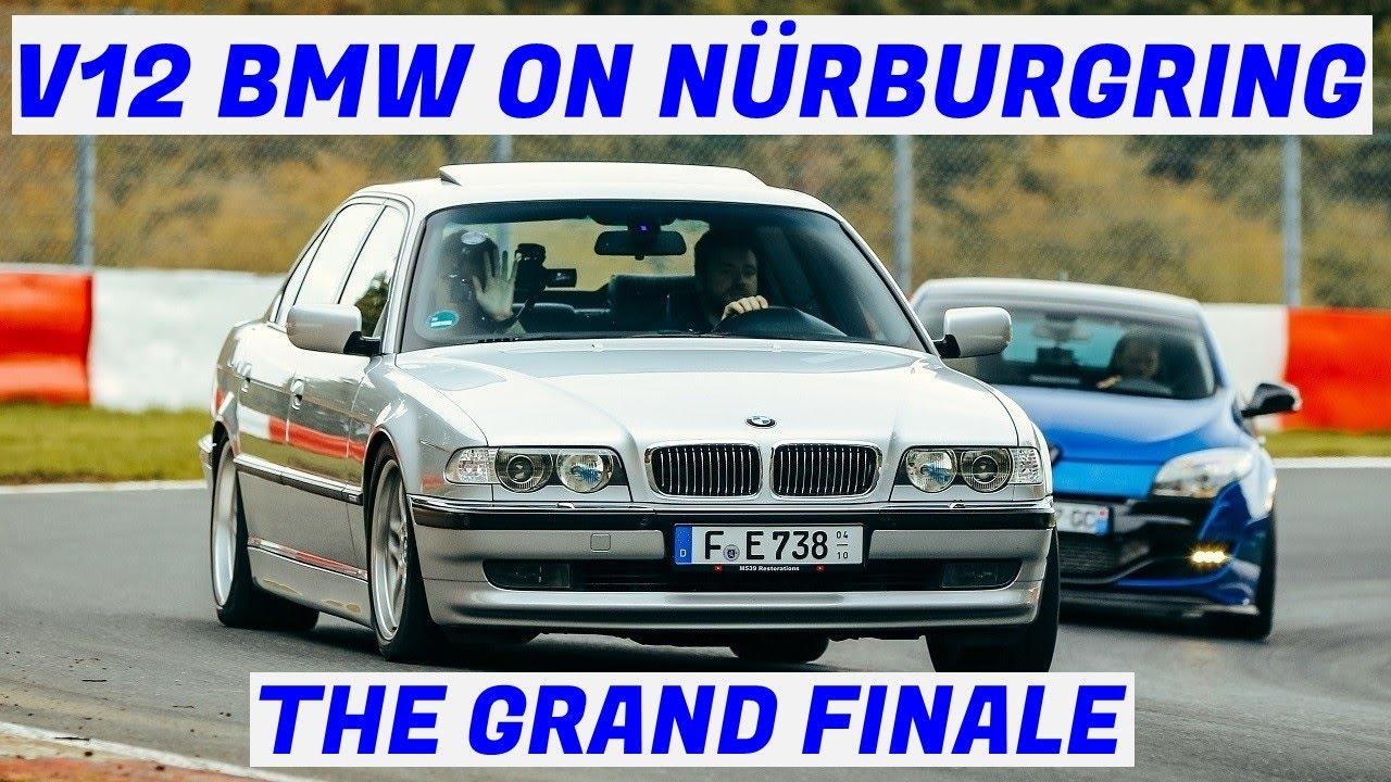 The Grand Finale - V12 BMW E38 750iL Restoration - Project Dubai: Part 7
