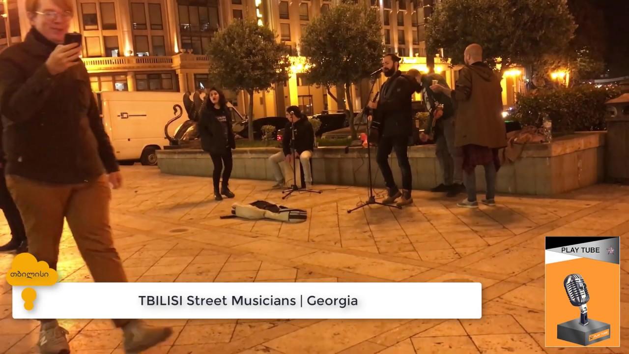TBILISI Street Musicians  Georgia
