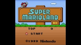 Game Over - Super Mario Land DX
